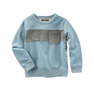 French Terry Pullover | Carters.com