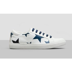 'The Voter' Kam Leather Sneaker   Kenneth Cole