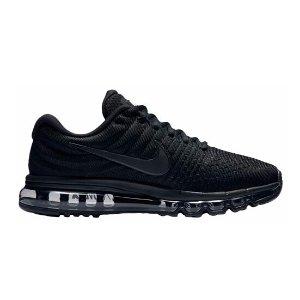 Nike Air Max 2017 - Men's - Running - Shoes - Black/Black/Black