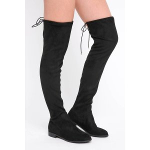 Chinese Laundry Rainey Over-The-Knee Flat Boots | South Moon Under