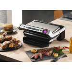 T-Fal GC704 OptiGrill Stainless, Black, Red, or Blue
