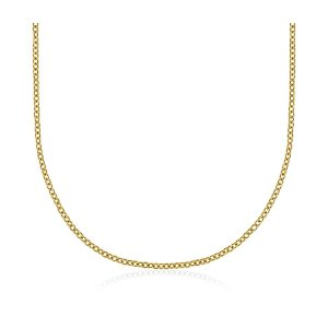 Cable Chain in 14k Yellow Gold | Blue Nile