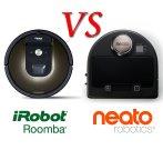 扫地吸尘全自动好轻松! 美国最热门的iRobot和Neato扫地机器人功能对决