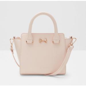 Micro bow tote bag