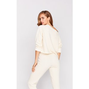 Essentials Monte Crop Sherpa Fleece | Wildfox