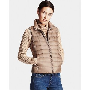 Women's Ultra Light Down Vest