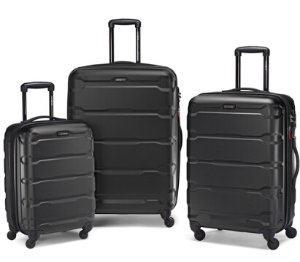 $229 Samsonite Omni Hardside Luggage Nested Spinner Set (20