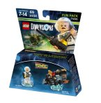 $2.93 Back to the Future Doc Brown Fun Pack - LEGO Dimensions