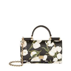 Dolce & Gabbana Dauphine Phone Bag | Harrods