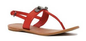 COACH Gracie Swagger Sandal Purchase @ Bloomingdales