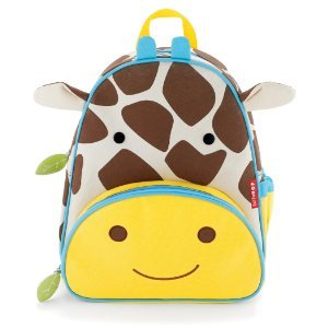Skip Hop Baby Zoo Little Kid and Toddler Insulated and Water-Resistant Lunch Bag, Multi Jules Giraffe