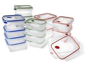 STERILITE 03078601 36Pc Ultra-Seal Food Storage Set