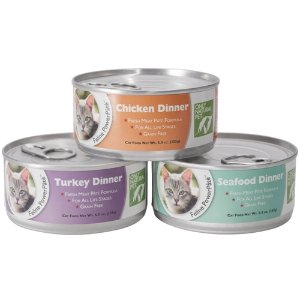 Only Natural Pet PowerPate Grain-Free Canned Cat Food