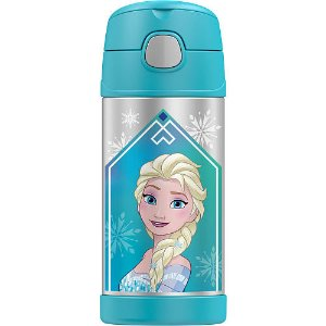 Thermos Frozen 12 Ounce Funtainer Straw Bottle