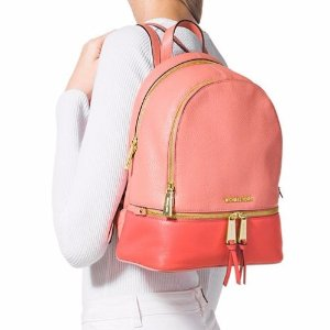 MICHAEL Michael Kors® Rhea Zip Medium Backpack @ Bon-Ton