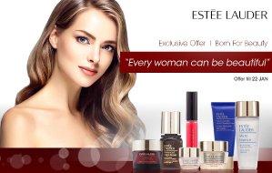Born For BeautyEstee Lauder @ Sasa.com
