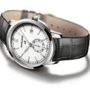 JeanRichard Men's 1681 Ronde Small Second Watch 60310-11-131-AA6