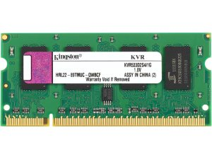 Free ! 1GB Kingston DDR2 PC2 4200 Laptop Memory (Refurb)