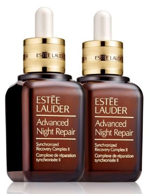 $155+Up to 11-pc Gift Estée Lauder Advanced Night Repair Synchronized Recovery Complex II Duo