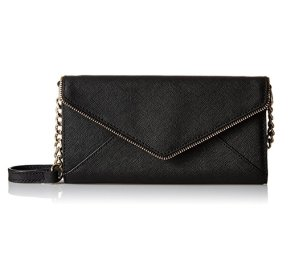 Lowest price! $50.24 Rebecca Minkoff Cleo Wallet On A Chain Cross-Body Bag