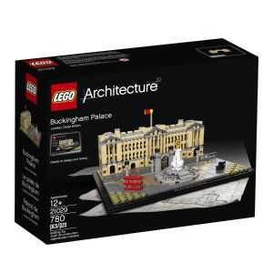 $37.49 LEGO Architecture 21029 Buckingham Palace Building Kit