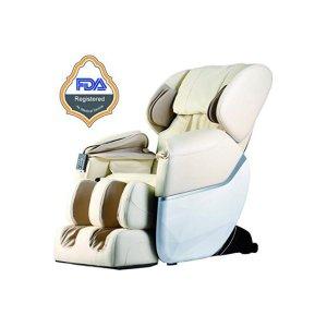 BestMassage EC77 Electric Full Body Shiatsu Massage Chair Recliner Zero Gravity w/Heat - Beige – NeweggFlash.com