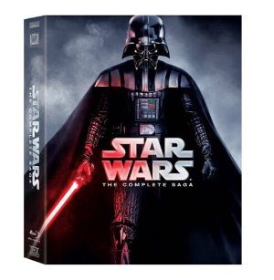 $59.99 Star Wars: The Complete Saga (Blu-ray) (Widescreen)