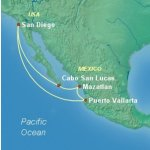 7-Day Mexican Riviera Cruise on Holland America Line