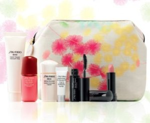 20% Off + Free Gift When You Spend $125 on Shiseido Products @ lookfantastic.com
