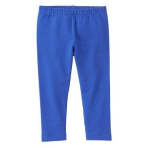 Toddler Girls True Blue Colorful Leggings by Gymboree