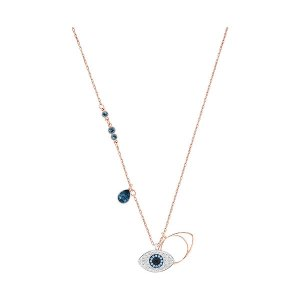 Duo Evil Eye Pendant  - Jewelry - Swarovski Online Shop