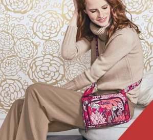 Up to 50% Off+Extra 30% OffSale Items @ Vera Bradley