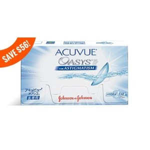 ACUVUE OASYS for Astigmatism 6 Pack | Contacts Direct