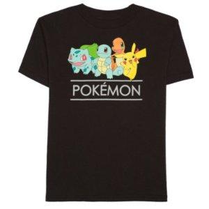 Pokemon Boys Pokemon Graphic T-Shirt-Preschool - JCPenney