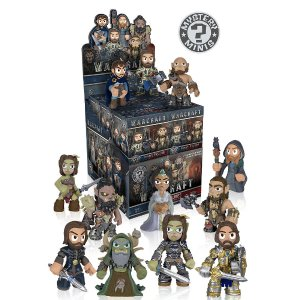 Funko Mystery Minis Warcraft Movie 2.5 inch Vinyl Figure Blind Pack - 1 Piece (Colors/Styles May Vary) - Funko - Toys