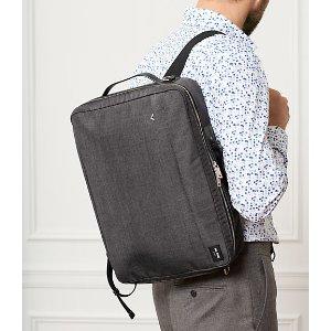 Tech Oxford Convertible Briefpack - JackSpade