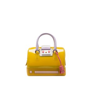 FURLA CANDY SATCHEL SOLE GELLATO