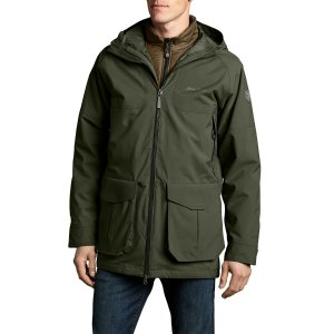 Men's 3-in-1 Field Parka | Eddie Bauer