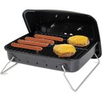 $6.98 Backyard Grill Small Portable Charcoal Grill