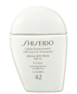 $25.6 Shiseido Urban Environment Oil-Free UV Protector Broad Spectrum SPF 42 @ Sephora.com