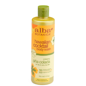Cocktail Pina Colada Hawaiian Body Wash