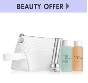 Up to 18 Deluxe Gifts with $400 ReVive Purchase @ Bergdorf Goodman