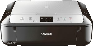 $64.99 Canon - PIXMA MG6821 Wireless All-In-One Printer+$70 GC ($60+$10)
