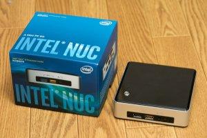 Intel Swift Canyon NUC NUC6i5SYK Barebones (i5-6260U, Iris 540)