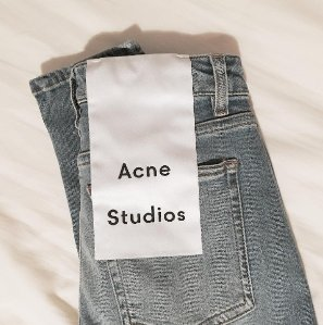 Up to $175 Off Acne Skin 5 Women's Jeans @ Saks Fifth Avenue