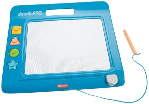 Fisher-Price Slim Doodle Pro, Blue