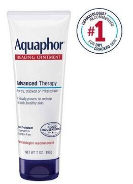 $8.51 Aquaphor Healing Ointment for Dry/Cracked/Irritated Skin Protectant, 7 Ounce