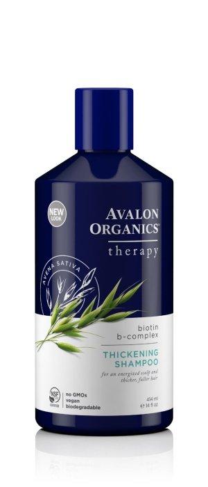 $5.79 Avalon Organics Biotin B-Complex Thickening Shampoo, 14 fl.oz