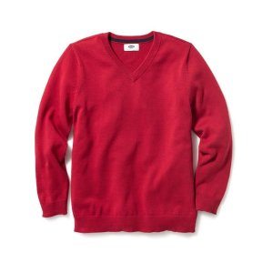 V-Neck Uniform Sweater for Boys | Old Navy