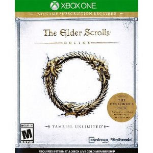 Pre-Owned Elder Scrolls Online: Tamriel Unlimited Xbox One